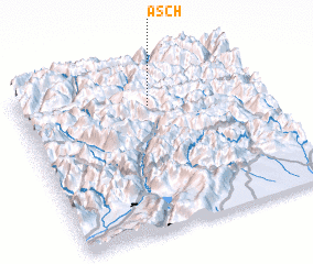 3d view of Asch
