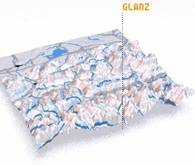 3d view of Glanz