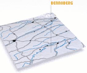 3d view of Bennoberg
