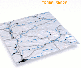 3d view of Trobelsdorf