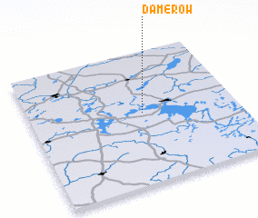 3d view of Damerow