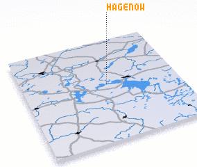 3d view of Hagenow