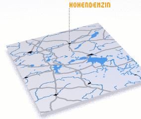 3d view of Hohen Demzin