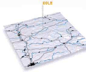 3d view of Kolm