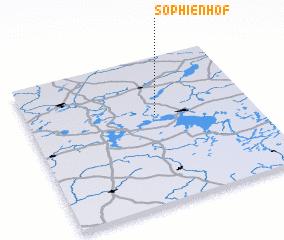 3d view of Sophienhof