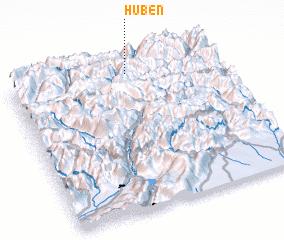 3d view of Huben