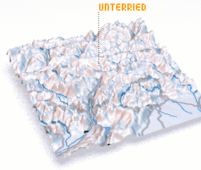 3d view of Unterried