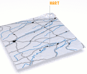 3d view of Hart