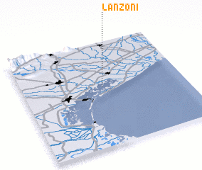 3d view of Lanzoni