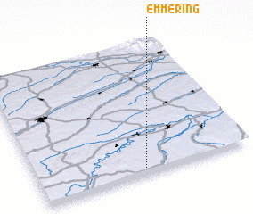 3d view of Emmering