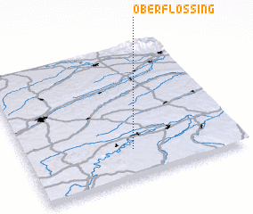 3d view of Oberflossing