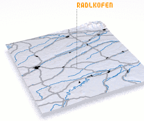 3d view of Radlkofen