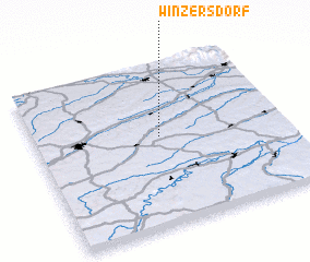 3d view of Winzersdorf