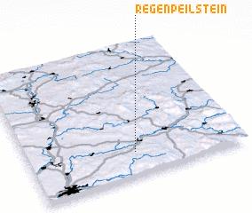 3d view of Regenpeilstein