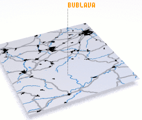 3d view of Bublava