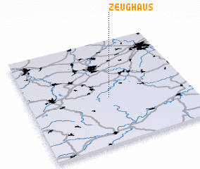 3d view of Zeughaus