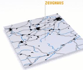 3d view of Zeughaus