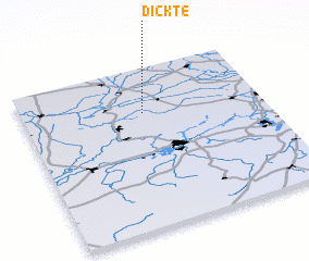 3d view of Dickte