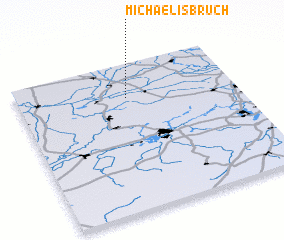 3d view of Michaelisbruch