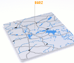 3d view of Barz