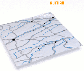 3d view of Aufham