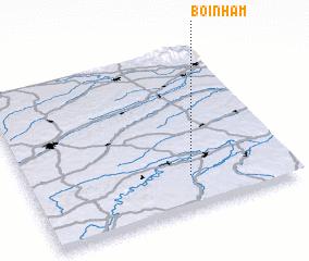 3d view of Boinham