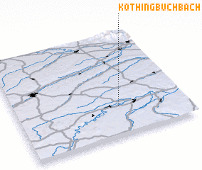 3d view of Kothingbuchbach