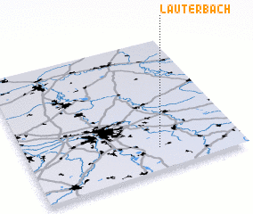 3d view of Lauterbach