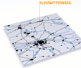 3d view of Kleinwittenberg