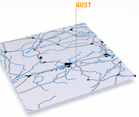 3d view of Wust