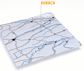 3d view of Bubach