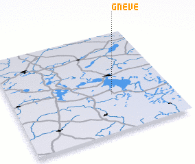 3d view of Gneve