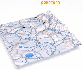 3d view of Appecano