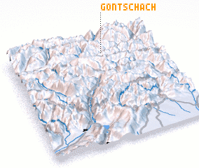 3d view of Gontschach