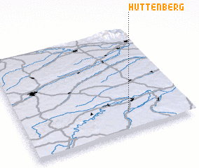 3d view of Hüttenberg