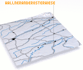 3d view of Wallner an der Osterwiese