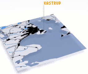 3d view of Kastrup