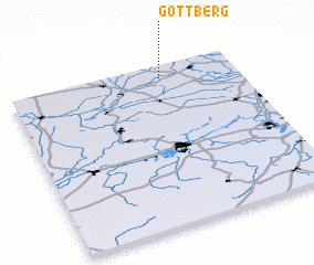 3d view of Gottberg