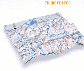 3d view of Thunstetten