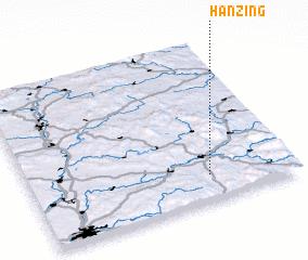 3d view of Hanzing