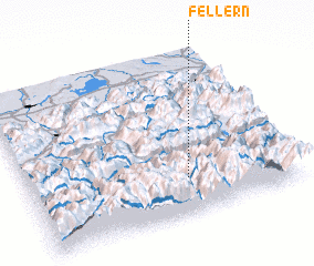 3d view of Fellern