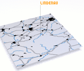 3d view of Lindenau