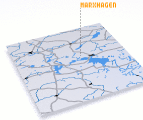 3d view of Marxhagen