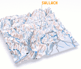 3d view of Sallach