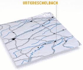 3d view of Untereschelbach