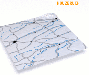 3d view of Holzbruck