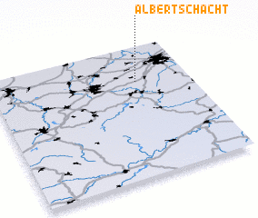 3d view of Albertschacht