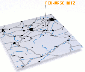 3d view of Neuwürschnitz