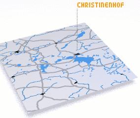 3d view of Christinenhof