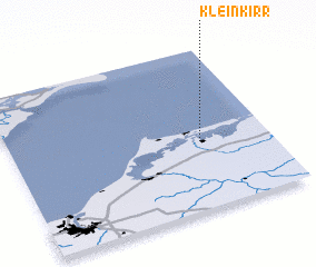 3d view of Klein Kirr